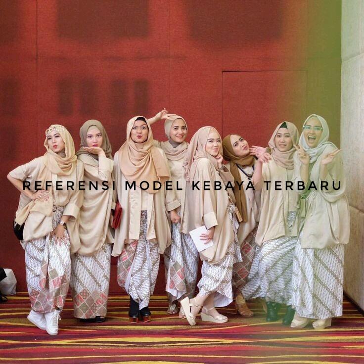Model Kebaya Terbaru Warna Moca – Specialist Kebaya Gaun